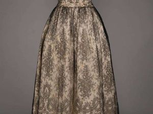 Бальное платье 1952года. Ярмарка Мастеров - ручная работа, handmade.