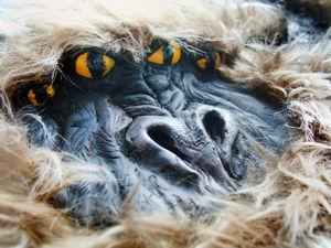 The Monster Book of Monsters — Книга чудищ из «Гарри Поттера» своими руками. Ярмарка Мастеров - ручная работа, handmade.