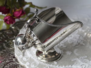 Дополнительные фотографии антикварной сахарницы. Ярмарка Мастеров - ручная работа, handmade.