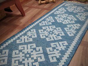 Шерстяные коврики, которые согреют и украсят интерьер. Ярмарка Мастеров - ручная работа, handmade.