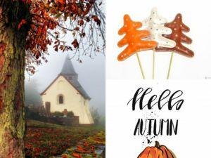 Пусть осень будет красивой!. Ярмарка Мастеров - ручная работа, handmade.
