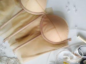 Пошив корсета. Необходимые материалы и швейная фурнитура. Ярмарка Мастеров - ручная работа, handmade.