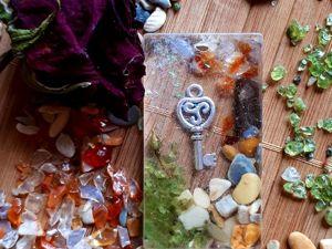 Ключ и трискелион. Ярмарка Мастеров - ручная работа, handmade.
