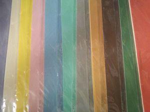 Поступление искусственной кожи 1 мм разных цветов. Ярмарка Мастеров - ручная работа, handmade.
