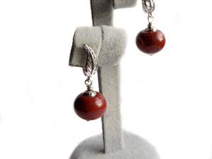 Комплект Осенняя ягода. Ярмарка Мастеров - ручная работа, handmade.