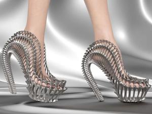 Настоящая обувь будущего: коллекция «Exobiology» от Ica & Kostika. Ярмарка Мастеров - ручная работа, handmade.