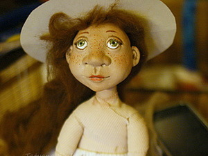 Кукла. Заключительный этап. Часть 3.. Ярмарка Мастеров - ручная работа, handmade.