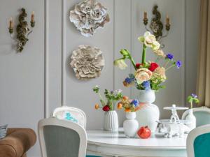 Фарфоровая флористика, как интерьерное украшение. Ярмарка Мастеров - ручная работа, handmade.