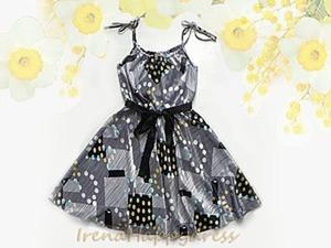 Шьём красивое летнее платье. Ярмарка Мастеров - ручная работа, handmade.
