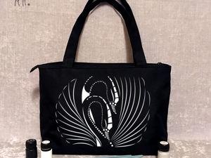 Авторская сумка – ваш стильный аксессуар. Ярмарка Мастеров - ручная работа, handmade.