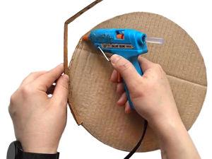9 идей декора из бумаги и картона для стен. Ярмарка Мастеров - ручная работа, handmade.