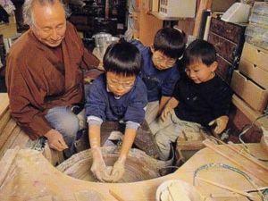 Японские керамические династии. Ярмарка Мастеров - ручная работа, handmade.