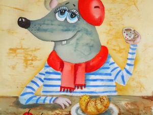 Французский завтрак. Ярмарка Мастеров - ручная работа, handmade.