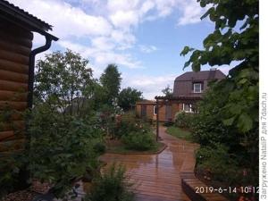Как мы благоустраивали свой двор на даче, или Деревянный настил — это чистота и уют. Ярмарка Мастеров - ручная работа, handmade.