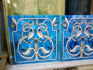 Изготавливаем витражный потолок своими руками. Ярмарка Мастеров - ручная работа, handmade.
