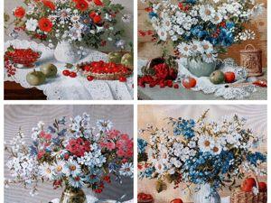 Радующее дущу разноцветье. Ярмарка Мастеров - ручная работа, handmade.