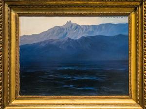 Картина Куинджи украдена из Третьяковской галереи + истории самых нелепых похищений картин. Ярмарка Мастеров - ручная работа, handmade.