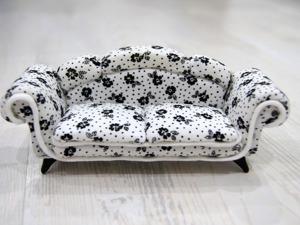 Видео мастер-класс: мастерим диван для кукол. Ярмарка Мастеров - ручная работа, handmade.