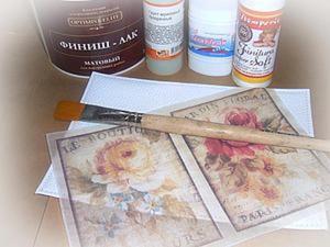 Декорируем кожаную обложку для паспорта. Ярмарка Мастеров - ручная работа, handmade.