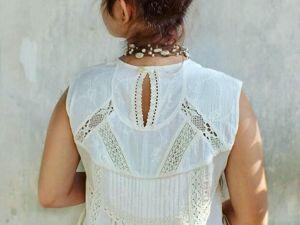 Нежнее нежности, кремовое платье. Ярмарка Мастеров - ручная работа, handmade.