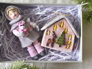 Бесплатная доставка подарочных новогодних наборов!. Ярмарка Мастеров - ручная работа, handmade.