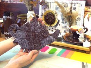 Мастерим чайник из гипса. Ярмарка Мастеров - ручная работа, handmade.