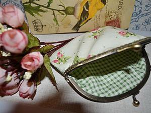 Мастер-класс по пошиву кошелька с фермуаром. Ярмарка Мастеров - ручная работа, handmade.