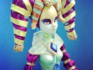 Создаем из куклы Барби ООАК кастом Наги Сирены. Часть 2. Ярмарка Мастеров - ручная работа, handmade.