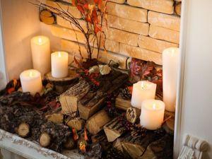 10 идей декора портала камина в интерьере. Ярмарка Мастеров - ручная работа, handmade.