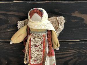 Ангел для дома by Divna doll (Конкурс куклы). Ярмарка Мастеров - ручная работа, handmade.