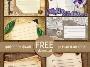 Free! Скачайте бесплатно. Ярмарка Мастеров - ручная работа, handmade.