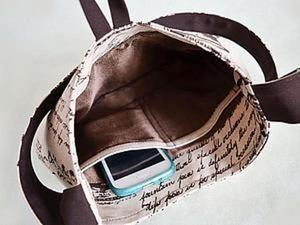 Способ обработки накладного кармана с кантом. Ярмарка Мастеров - ручная работа, handmade.