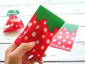 Красивые пакетики для упаковки!. Ярмарка Мастеров - ручная работа, handmade.