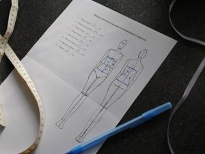 Как снять мерки для изготовления утягивающего корсета. Ярмарка Мастеров - ручная работа, handmade.