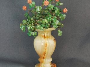 Деревья и цветы из натуральных камней. Ярмарка Мастеров - ручная работа, handmade.