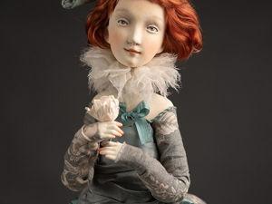 Новая куколка Мия. Ярмарка Мастеров - ручная работа, handmade.