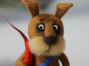 Новый заяц Морковкин в моем магазине!!!. Ярмарка Мастеров - ручная работа, handmade.