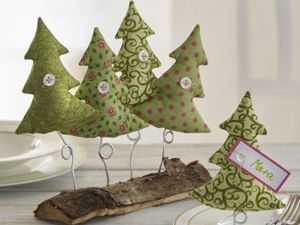 Ideas for Unusual Christmas trees for Home Decoration. Livemaster - handmade