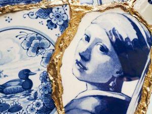 Не спешите выбрасывать разбитую посуду! Искусство и философия кинцуги. Ярмарка Мастеров - ручная работа, handmade.