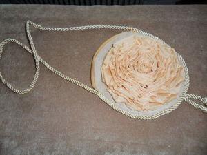 Шьем сумку с розой для девочки. Ярмарка Мастеров - ручная работа, handmade.