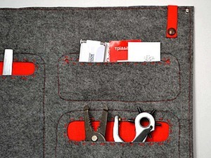 Как сделать универсальный органайзер для непослушных вещей. Ярмарка Мастеров - ручная работа, handmade.