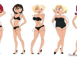 Типы женских фигур: как удачно выбрать одежду. Ярмарка Мастеров - ручная работа, handmade.