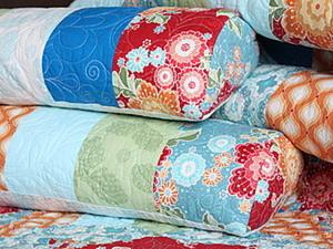 Как сшить подушки-гусеницы своими руками. Ярмарка Мастеров - ручная работа, handmade.