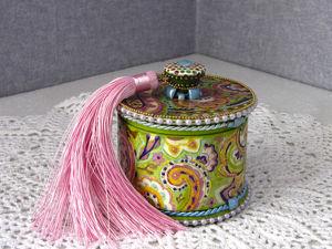 Дополнительные фото — Шкатулки  «Ламия» . Ярмарка Мастеров - ручная работа, handmade.
