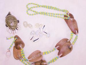 Африканский оракул Фа / Ифа. Ярмарка Мастеров - ручная работа, handmade.