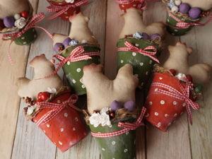 Создаем подарок к Пасхе своими руками. Пасхальный декор. Ярмарка Мастеров - ручная работа, handmade.