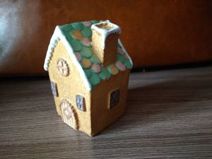 Пряничные домики. Ярмарка Мастеров - ручная работа, handmade.