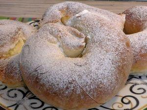 Вкусные испанские булочки  «Ensaimadas» .Видео-рецепт. Ярмарка Мастеров - ручная работа, handmade.