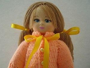 Мастер-класс: рождение куколки «Glorex». Часть первая. Ярмарка Мастеров - ручная работа, handmade.