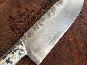 Особенности ножей из углеродистой стали. Ярмарка Мастеров - ручная работа, handmade.